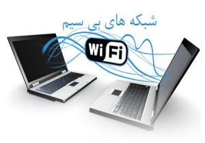دانلود فایل ورد Word پروژه بررسی شبکه های بی سیم Wi-Fi