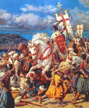 پاورپوینت جنگهای صلیبی