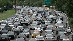 پاور پوینت و پروژه کامل در مورد ترافیک (شیراز)