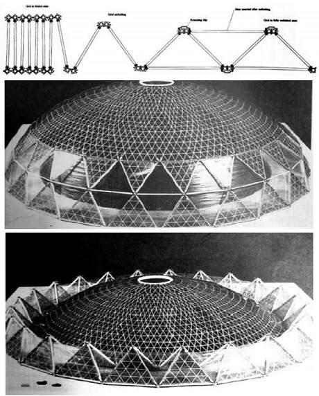 پاورپوینت بررسی شبکه های فضایی قابل گسترش ( تاشونده و جمع شونده )