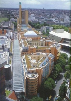 دانلود پاورپوینت تحلیل مجتمع مسکونی:Potsdamer Platz(نمونه مشابه مسکونی)
