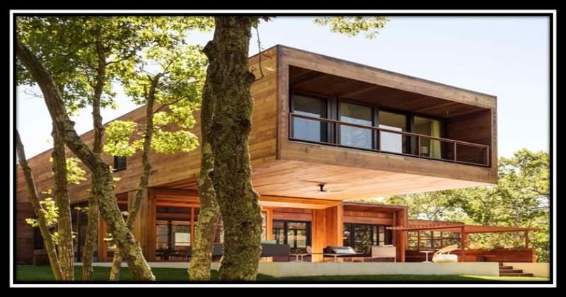 دانلود پاورپوینت بررسی ویلای  Hamptons(نمونه مشابه مسکونی)
