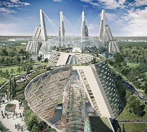 پایان نامه معماری نمایشگاه بین المللی