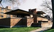 پاورپوینت نقد و بررسی معماری خانه رابی فرانک لوید رایت