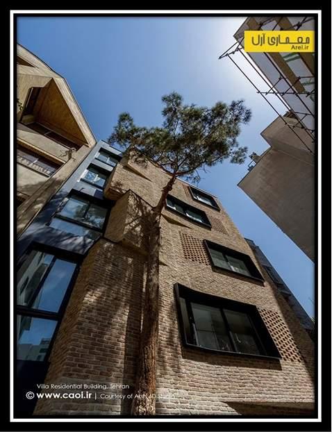 دانلود پاورپوینت بررسی ساختمان مسکونی ویلا،رتبه اول جایزه معماری 94(نمونه مشابه مسکونی)
